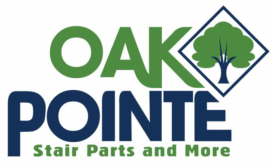 Oak Pointe logo new 2014 Stacked